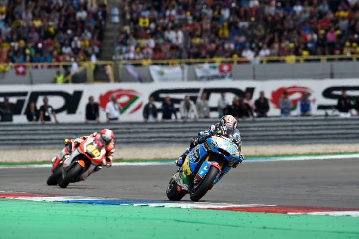 Alex Marquez, Dutch Moto2 Race 2015