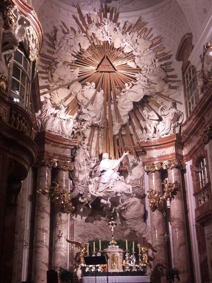 43 best images about baroque architecture on pinterest for Define baroque style