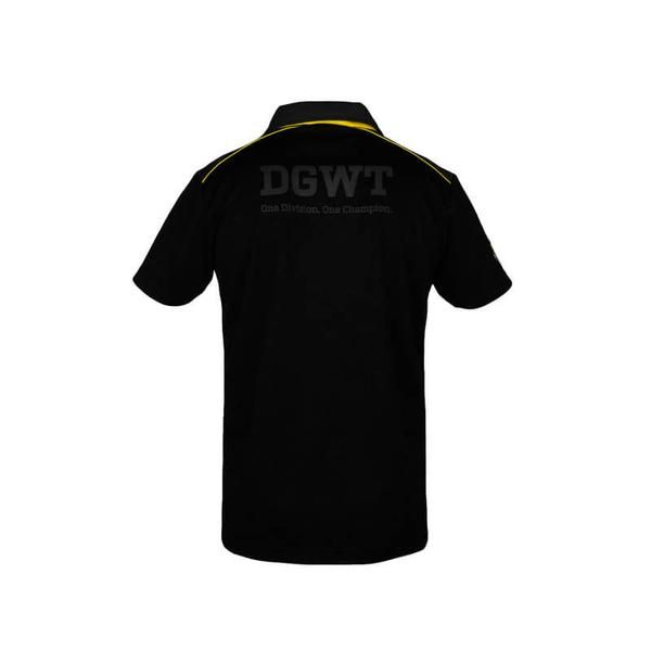 World Tour Mens Pro Polo - Dude Clothing -  Disc Golf Clothing and Apparel