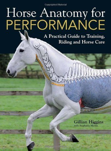 Horse Anatomy for Performance by Gillian Higgins. $19.19. 160 pages. Publication: April 1, 2012. Publisher: David & Charles (April 1, 2012). Author: Gillian Higgins. Save 36% Off!