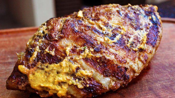 Receta de Picaña a la Parrilla! Con una marinada muy deliciosa!! Pruebenla y diganós que les pareció
