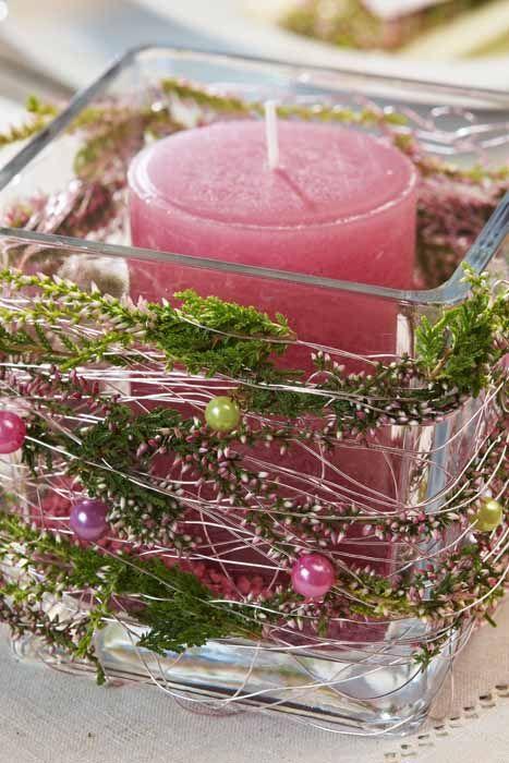Tischdeko naturmaterialien winter geburtstag  Die besten 25+ Tischdekoration weihnachten Ideen auf Pinterest ...