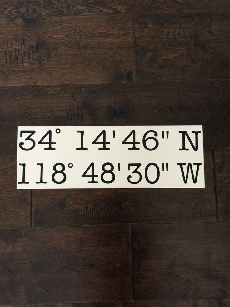 Boyfriend Gift for Men Gift for Her Husband Gift Mens Gift Latitude Longitude Sign Father Gift Housewarming Gift Christmas Gift