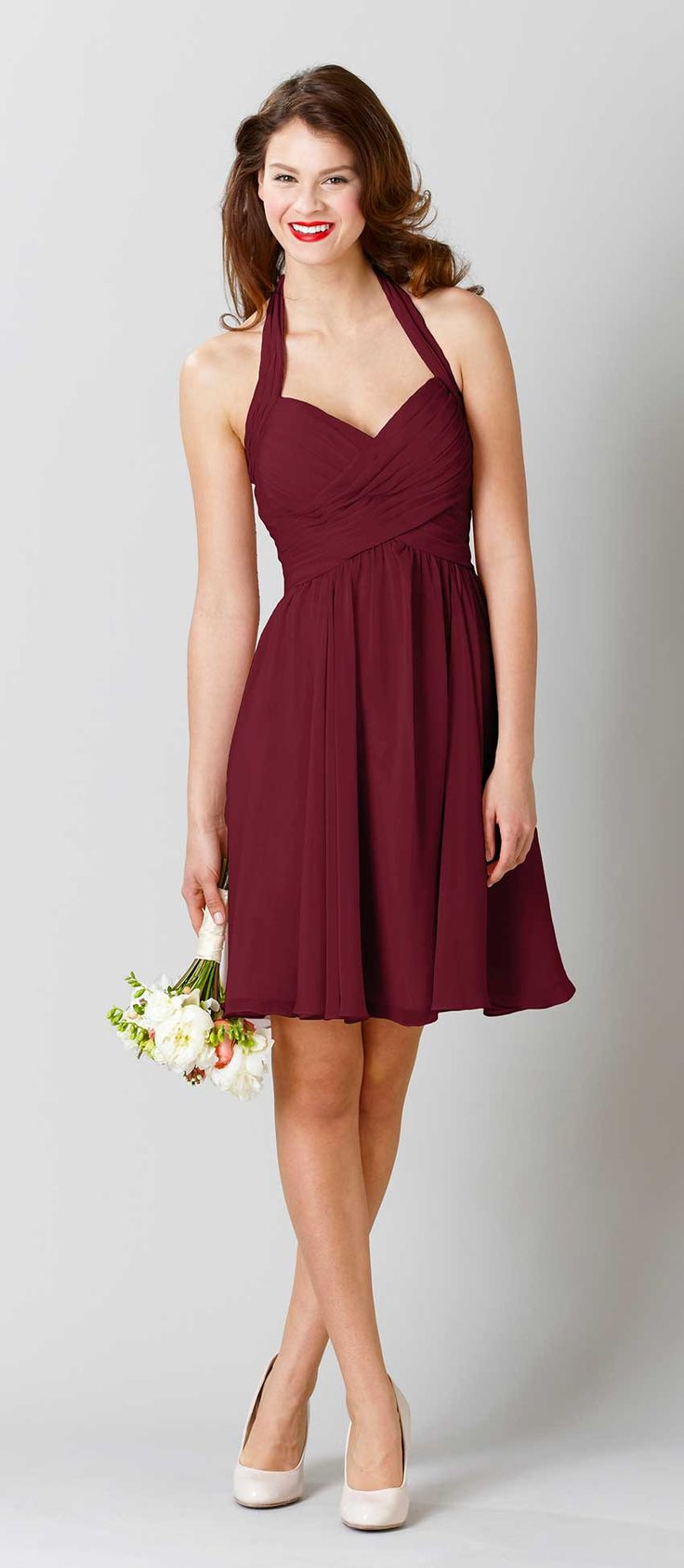 32 best girls purple lavender dresses images on pinterest kennedy blue bridesmaid dress lucy in bordeaux ombrellifo Images