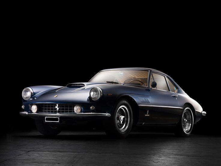 Ferrari 400 Superamerica Passo Corto Coupé Aerodinamico (fari aperti) '1961–62