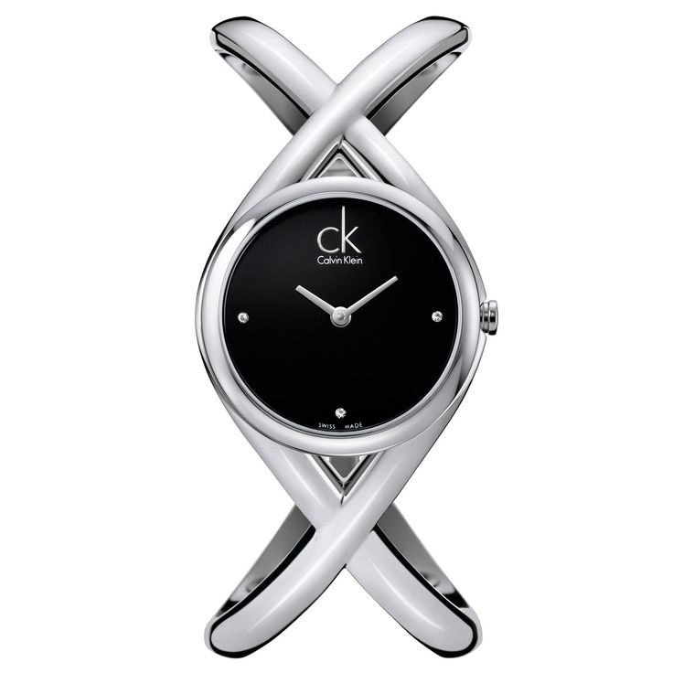 Calvin Klein Women's 'Enlace' Swiss Quartz Watch