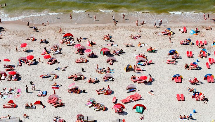 A hot summer day at Amsterdam Beach #iamsterdam