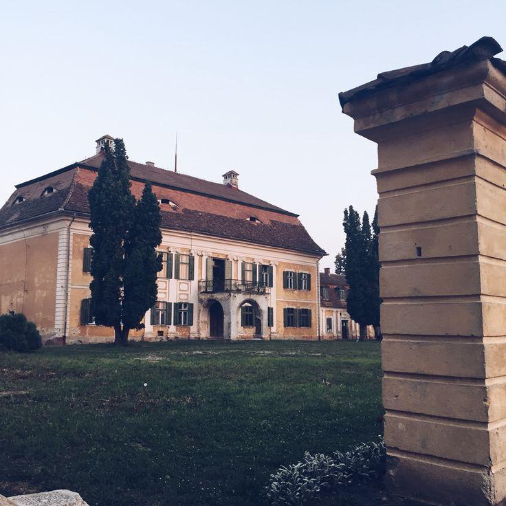 Palatul Brukenthal- Avrig Romania