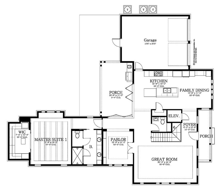 101 best home plans images on pinterest | home plans, house floor