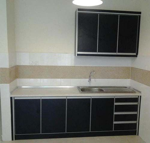 Kitchen Cabinet Com: One Wall Kitchen Design.