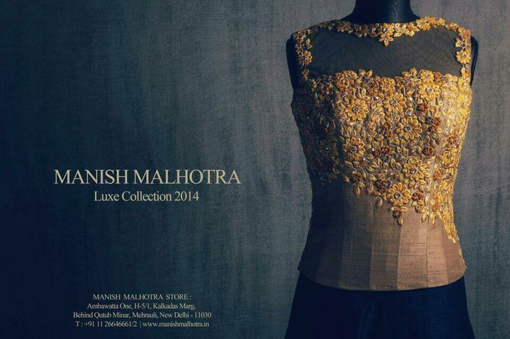 Looking forward to Manish Malhotra's new collection!