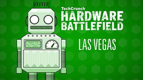 Startups join TechCrunch at CES in Hardware Battlefield
