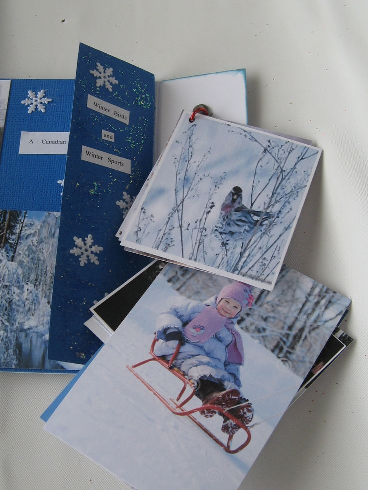 Tags added to Winter page