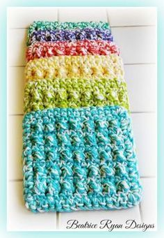 Are you ready for a quick crochet project?? Here is a super fast crochet Dish/Face Cloth Free Pattern that you can whip up in just about 30 minutes or less!! Using 2 strands of cotton yarn this …