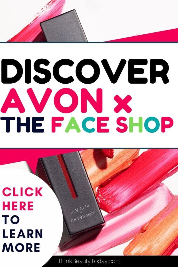 Avon Beauty-Tipps und Geheimnisse – Make-up Tutorials & Tricks, um jünger auszusehen   – Avon x The Face Shop