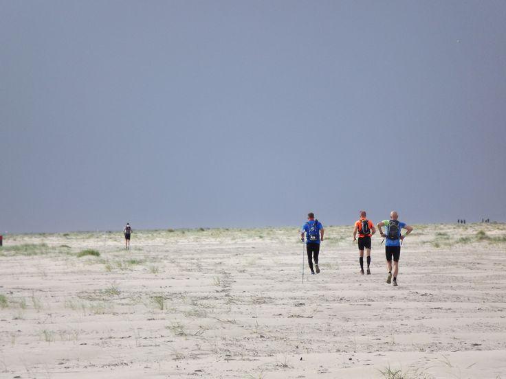 Trailrunning op Terschelling