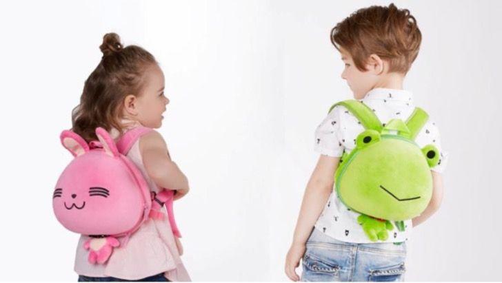 children's backpack cute pet