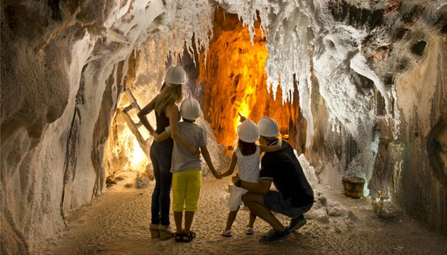 Salt Mountain Cultural Park