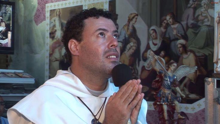 AS APARIÇÕES DE JACAREÍ BLOG OFICIAL DO VIDENTE MARCOS TADEU- JACAREÍ - SÃO  PAULO - BRASIL : MARCOS TADEU CONVERSAN… | Aparições de nossa senhora,  Aparição, Senhor
