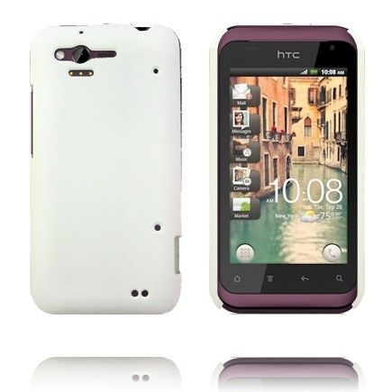 Hard Shell (Hvid) HTC Rhyme Cover