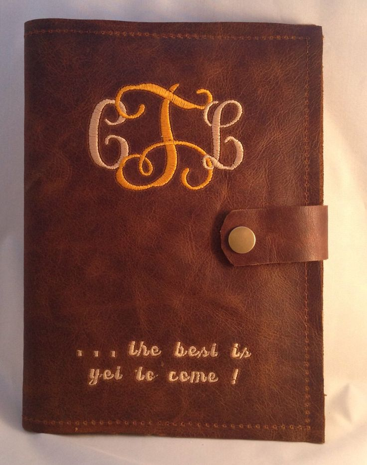 3rd Wedding Anniversary Gift For Her Him Leather Journal By LeatherAndLace2012 On Etsy