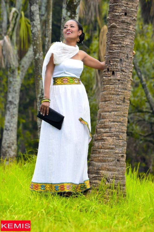 Pretty Ethiopian Dress