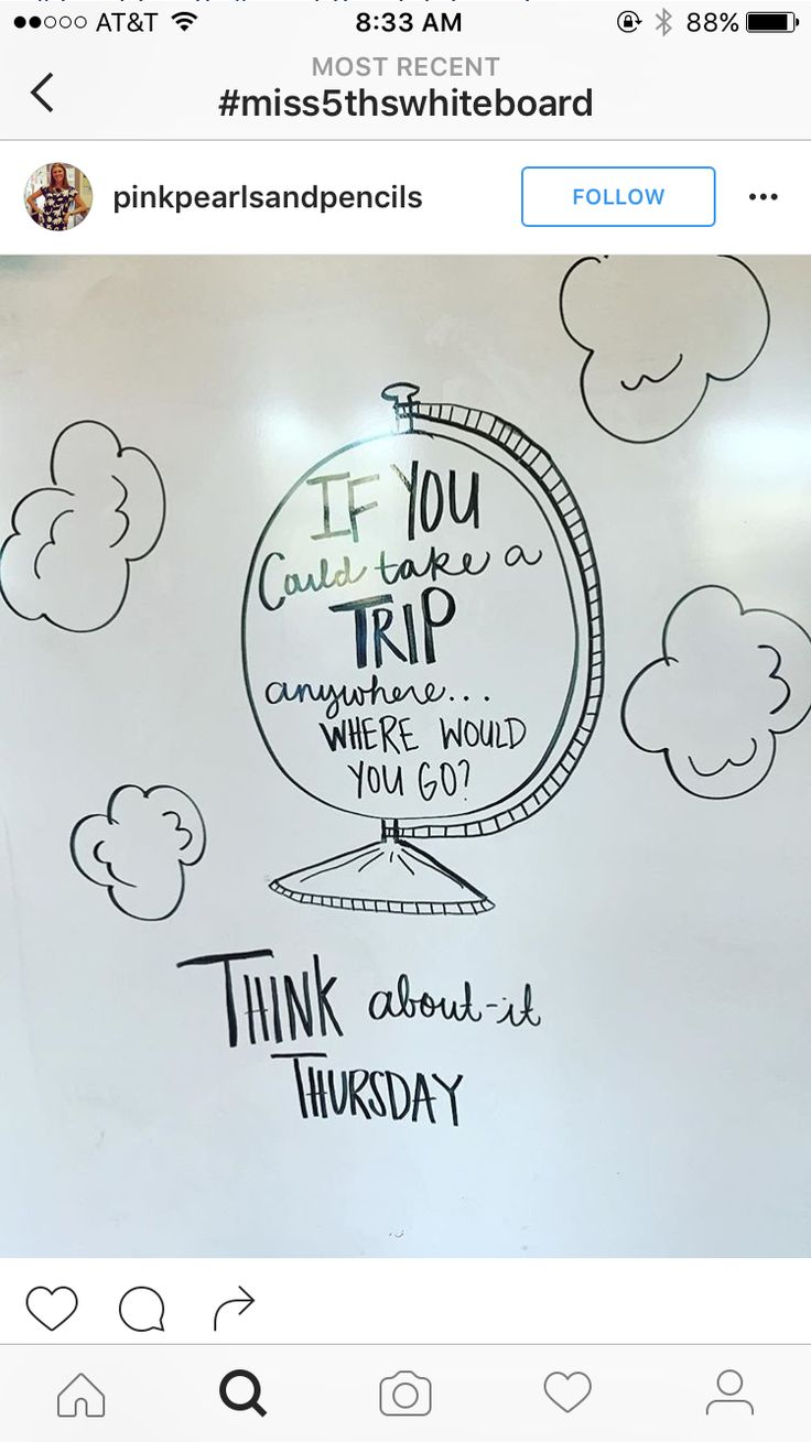 Best 25+ Whiteboard ideas on Pinterest | Morning board ...