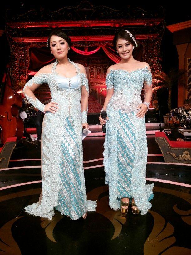 Baby blue ebaya from Belva Kebaya #Indonesia