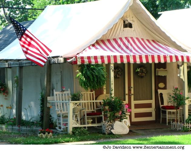 Ocean Grove NJ //.facebook.com/AsburyLight & 12 best OCEAN GROVE-TENT CITY images on Pinterest | Tent Tents ...