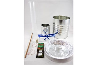 Build a calorimeter and compare the caloric content of foods