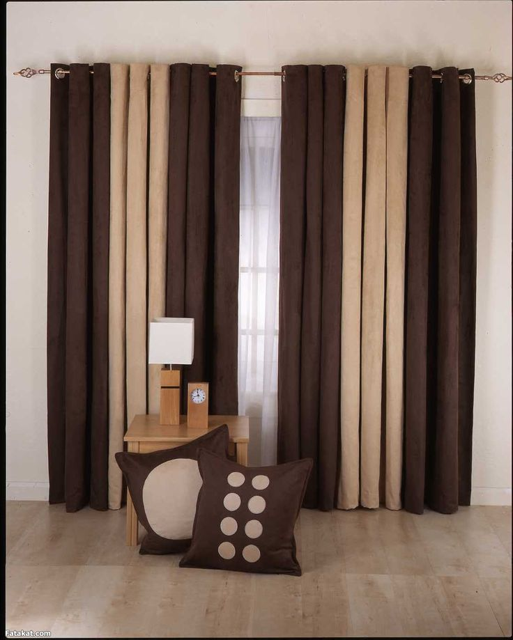 Curtain Design For Modern House | Decoration STAR