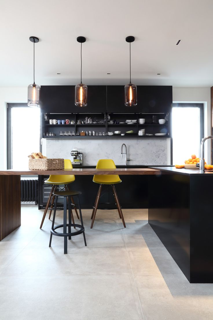 Modern Kitchen And 17 Best Images About Modern Kitchens On Pinterest Architects