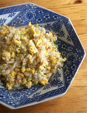 カニ炒飯、かじめの味噌汁 by たんぽぽさん | レシピブログ - 料理 ...