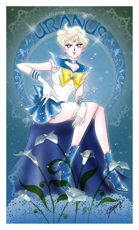 Sailor Uranus                                                       …