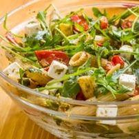 Salade Met Dressing Van Frambozenazijn, Mosterd En Honing recept   Smulweb.nl