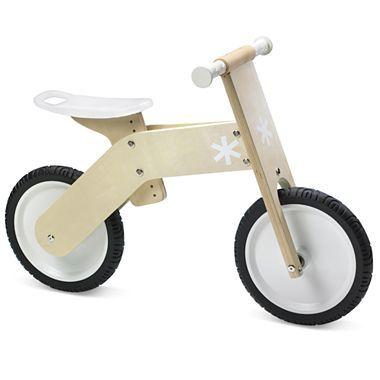 Houten loopfiets / Wood Balance Bike (TreeHaus)