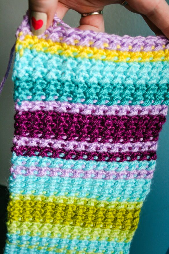 109 best Mood/temperature crochet/knit scarf/blanket images on ...