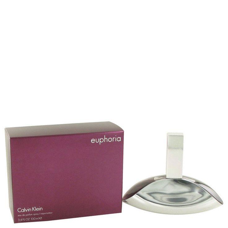 Euphoria by Calvin Klein Eau De Perfume Spray 3.3 oz (Women) #CalvinKlein