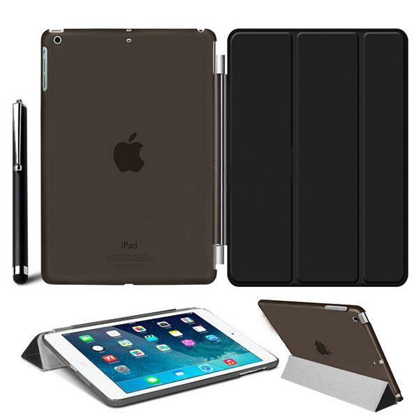 Для Apple Ipad Mini Smart Cover Магнитный Стенд Дело PU Кожаный чехол Для Ipad Mini 1 Mini 2 3 С Retina Display ET00062 купить на AliExpress