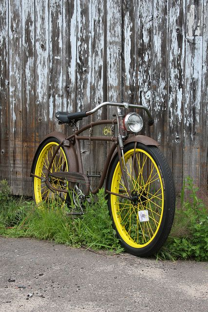 Rat Rod Bike - http://www.ratrodbikes.com