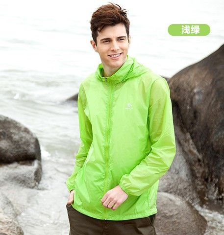 Aliexpress.com: Comprar Nuevo 2015 ropa deportiva exterior para hombre a estrenar de vestir casuales para hombre ropa sudadera impermeable ultrafina respirable anti ultravioleta de zanja confiables proveedores de Outdoor Market.