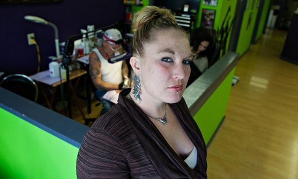 Survivors Ink: tattoos of freedom – in pictures | Global development | The Guardian