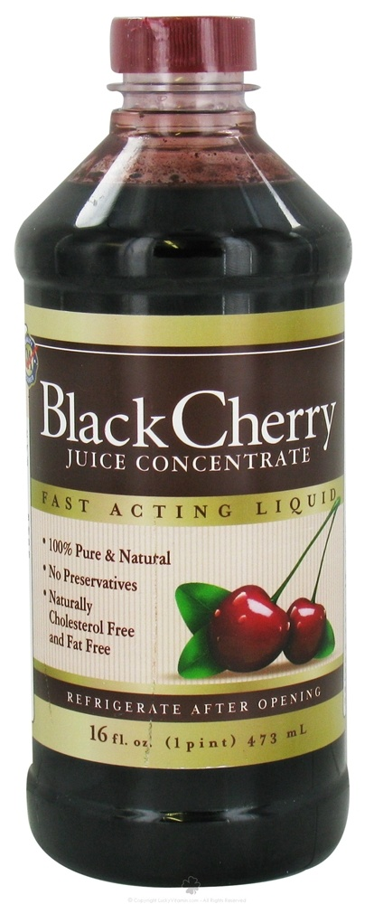 Black Cherry Concentrate - 16 oz