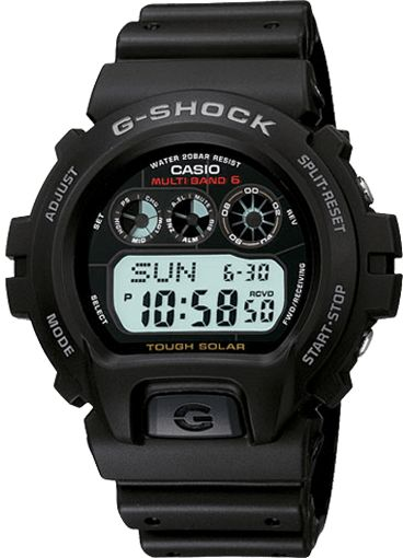 GW6900-1 G-Shock Solar Military Watch