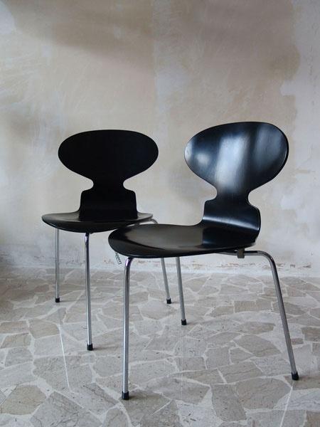 Chairs Arne Jacobsen