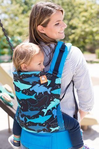 Tula Standard Baby Carrier Bruce - Little Zen One babywearing canada usa free shipping