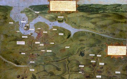 The Battle of Kinsale (1601)