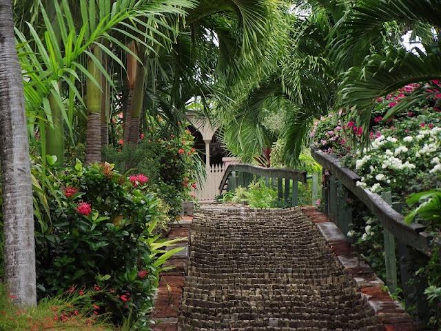 99 Steps St Thomas Virgin Islands
