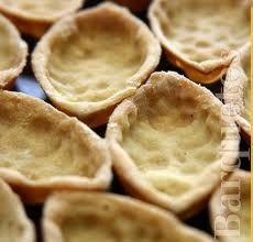 Culinária: Massa para Barquetes