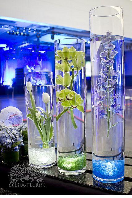 Flowering plants...
